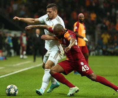 Galatasaray'da ara vermeden derbi hazırlıkları başlıyor