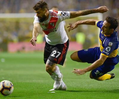 Superclasico'da Boca kazandı, River güldü!