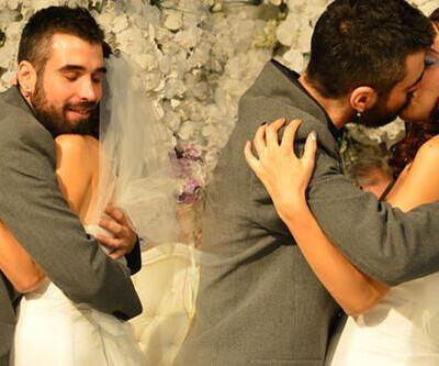 Ünlü şarkıcı Zeynep Casalini kızını evlendirdi