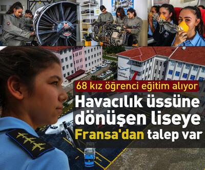 Türkiye'nin ilk tematik lisesine Fransa'dan talep
