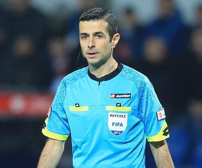 Beşiktaş-Galatasaray derbisinin hakemi Mete Kalkavan
