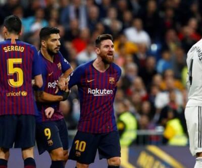 Barcelona-Real Madrid maçının tarihi açıklandı