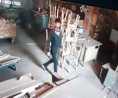 Hırsızı sosyal medya ile arıyor