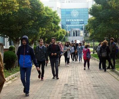 İstanbul Üniversitesi-Cerrahpaşa öğrencileri Büyükçekmece Kampüsü'nde ders başı yaptı