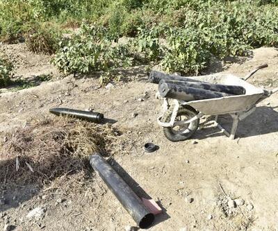 Rasulayn'da ele geçirilen Katyuşa roketleri etkisiz hale getirildi
