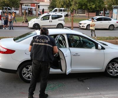 Otomobilde tartıştığı kişiyi vurdu, saklandığı bodrumda yakalandı