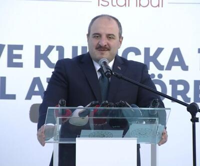 Bakan Varank TEKNOPOL için düğmeye bastı