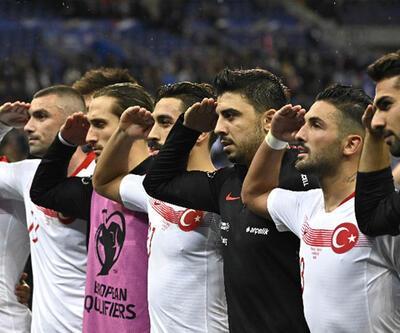 Türkiye FIFA sıralamasında 4 basamak yükseldi