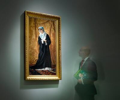 'İstanbul Hanımefendisi' tablosu rekor fiyata satıldı