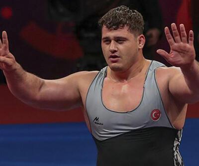 Rıza Kayaalp, 2019 Dünya Askeri Oyunları'nda şampiyon oldu