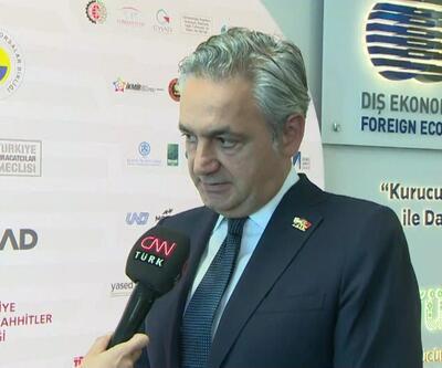 Türkiye-ABD İş Konseyi Başkanı Mehmet Ali Yalçındağ, CNN TÜRK'e konuştu