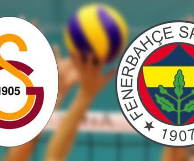 Galatasaray Fenerbahçe voleybol maçı ne zaman, saat kaçta, hangi kanalda?