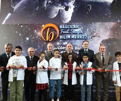 İslam Bilim Tarihçisi Prof. Dr. Fuat Sezgin'in ismi bilim merkezine verildi
