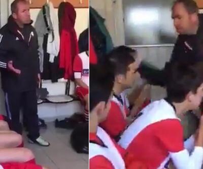 Futbolcuları tokatlayan hocadan skandal açıklama