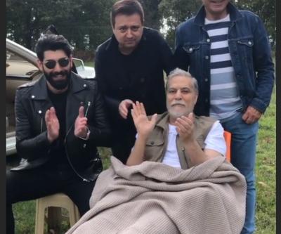 Mehmet Ali Erbil'in dönüşü
