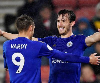 Leicester City gol olup yağdı