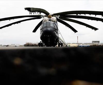 Kolombiya'da askeri helikopter kayboldu