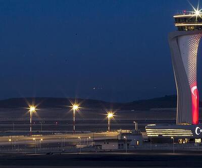 İstanbul Havalimanı'nda hizmet verilen yolcu sayısı 40 milyonu geçti