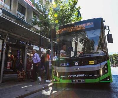 Cumhuriyet Bayramı'nda otobüsler ücretsiz