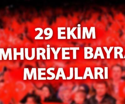 Resimli Cumhuriyet Bayramı mesajları, 29 Ekim görselleri ve sözleri