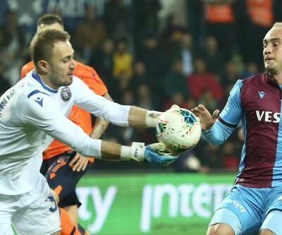 Başakşehir 2-2 Trabzonspor MAÇ ÖZETİ