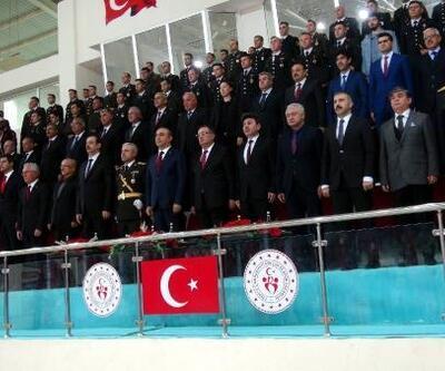 Kilis'te Cumhuriyet'in 96'ncı yıl dönümü coşkuyla kutlandı