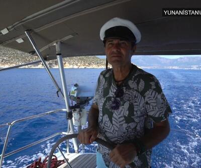 Ayhan Sicimoğlu ile Renkler, Akdeniz'de yelken açtı