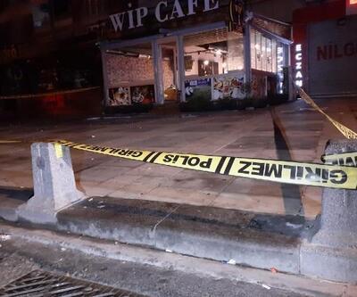 Bağcılar'da aynı cadde üzerindeki iki kafe kurşunlandı