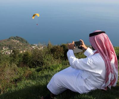 Arapların fındık bahçesi alımı 100 dönüme ulaştı