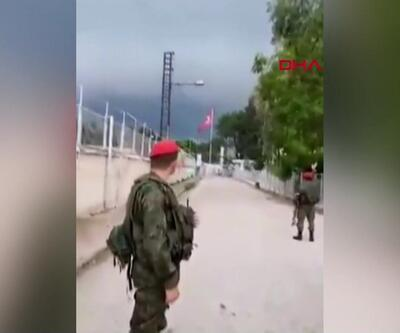 Azeri asıllı Rus askeri, Türk askerine 'Her şey yahşidir' diye seslendi
