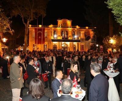 Hatay'da Cumhuriyet Bayramı kabul töreni