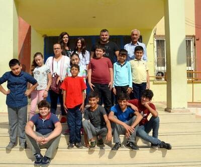 Özel eğitim öğrencilerinden 'umut' dolu projeler