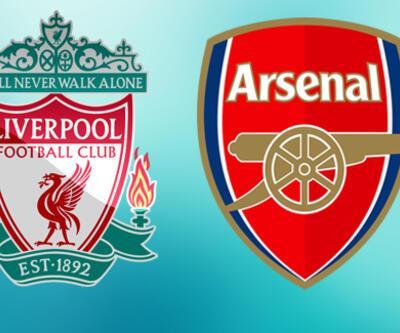 Liverpool Arsenal maçı ne zaman, saat kaçta, hangi kanalda?