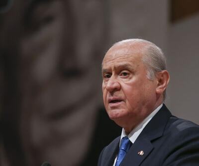 MHP lideri Devlet Bahçeli'den 'Temsilciler Meclisi' açıklaması