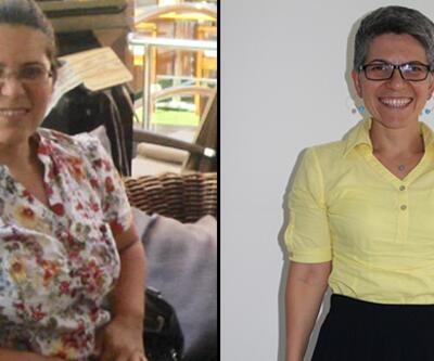 40 kilo veren diyetisyen hastalarına örnek oldu