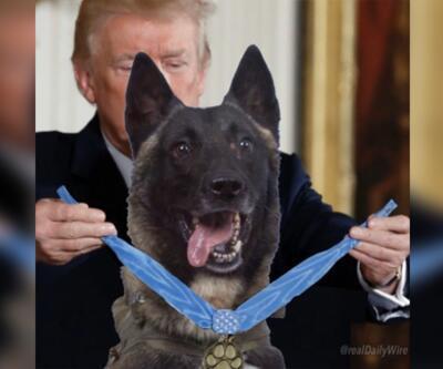 'ABD'nin kahramanına' Trump'tan madalya