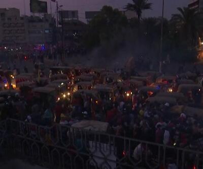 Irak ve Lübnan'daki eylemler devam ediyor