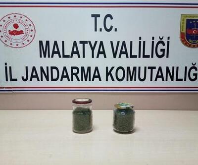 Malatya'da uyuşturu madde operasyonu: 1 tutuklama