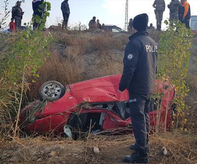 Erzincan'da iki asker trafik kazasında yaralandı