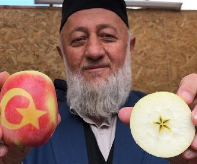 Ay-yıldızlı elmalara talep çok