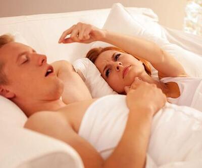 Bu belirtiler uyku apnesinin işareti