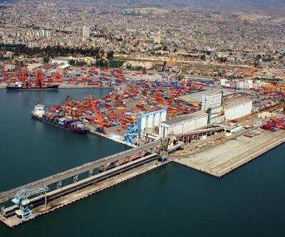 Mersin'de ihracat düştü, ithalat arttı