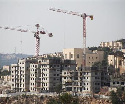 İsrail'den skandal karar! 2 bin 342 yasa dışı konuta onay