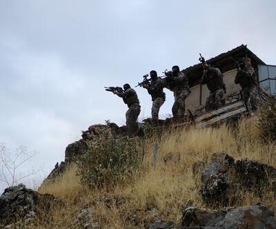 Polis Özel Harekat'ın 'Sınır Kartalları' nöbette