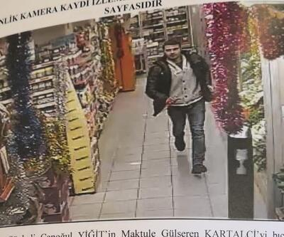 Ankara'daki kan donduran kadın cinayetinin görüntüsü ortaya çıktı