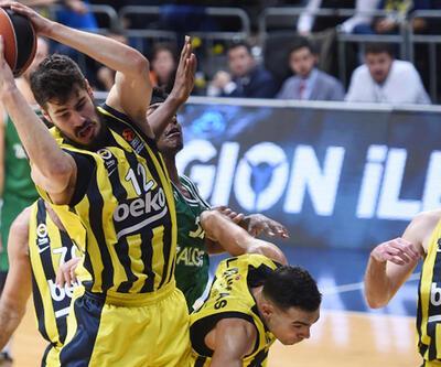 Fenerbahçe Beko – Zalgiris Kaunas: 76-79