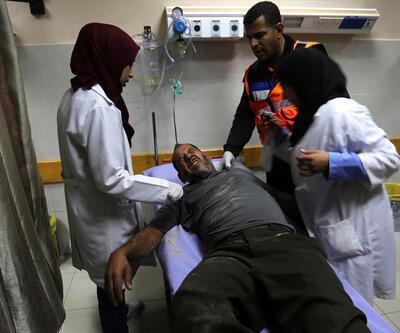 İsrail Gazze'ye saldırdı: 3 yaralı