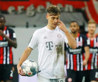 Eintracht Frankfurt-Bayern Münih: 5-1