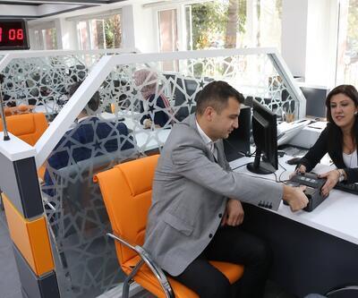 İlk uygulama Ankara'da... Nüfus müdürlüklerinde yeni dönem
