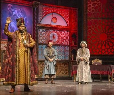 'IV. Murat' sahneye çıktı